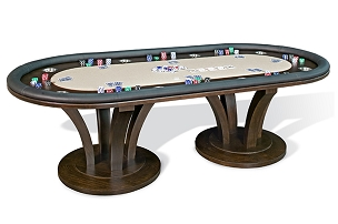 Venice Texas Hold'EM Game Table