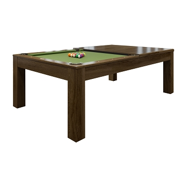 Penelope Pool Table w/Din Top
