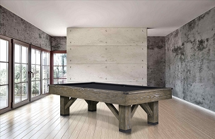 8' Harpeth II Pool Table