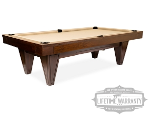 Haven Pool Table w Drawer