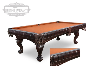 Kruger Pool Table