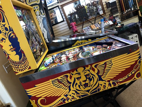 Paragon Pinball Machine