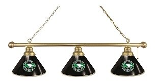 North Dakota 3 Shade Billiard Light