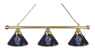 Villanova 3 Shade Billiard Light