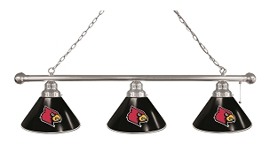 Louisville 3 Shade Billiard Light