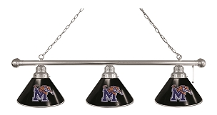 Memphis 3 Shade Billiard Light