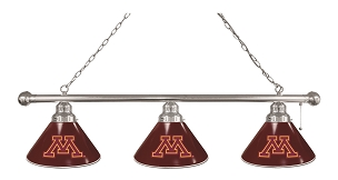 Minnesota 3 Shade Billiard Light