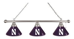 Northwestern 3 Shade Billiard Light
