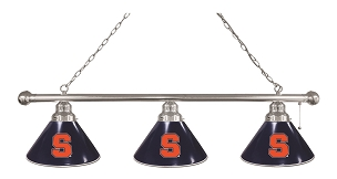 Syracuse 3 Shade Billiard Light