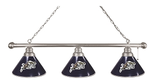 US Naval Academy (NAVY) 3 Shade Billiard Light