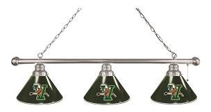 Vermont 3 Shade Billiard Light