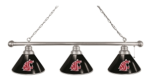 Washington State 3 Shade Billiard Light