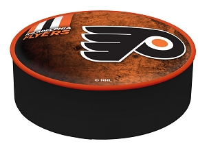 Philadelphia Flyers (Orange Background)