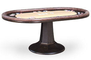 Aptos Texas Hold'EM Game Table
