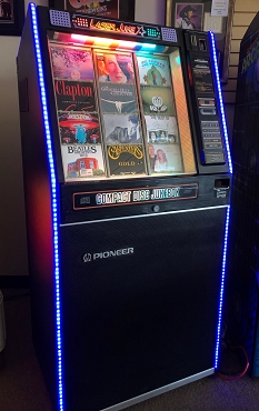 Pioneer Jukebox