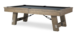 8' Isaac Pool Table
