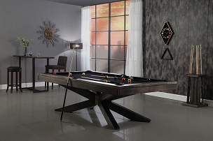 8' Felix Pool Table