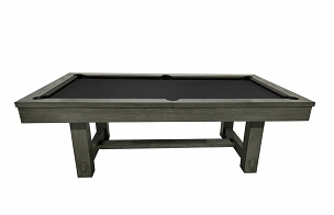 8' Hamilton Pool Table by Plank and Hide