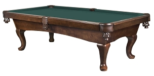 8' Stallion Pool Table