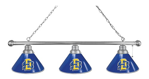 South Dakota State 3 Shade Billiard Light