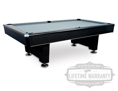 Black Diamond Pool Table