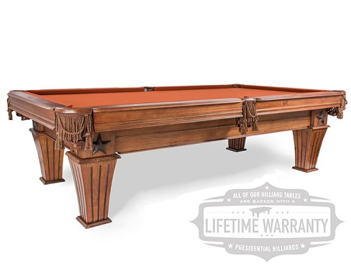 Brittany Pool Table